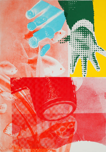 James Rosenquist - For Love, 1965