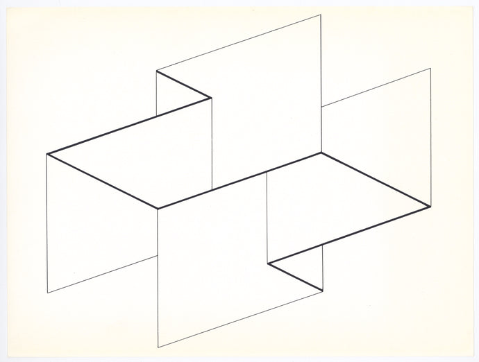 Structural Constellations (set of 4), 1958