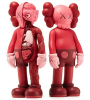 Kaws - KAWS Companion Blush Pair (Flayed + Open Edition), 2017
