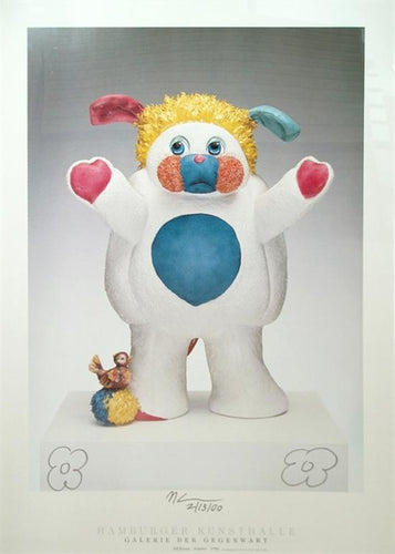 After Jeff Koons - Popples, 2000