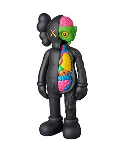 Kaws - Black Flayed Companion - Open Edition, 2016