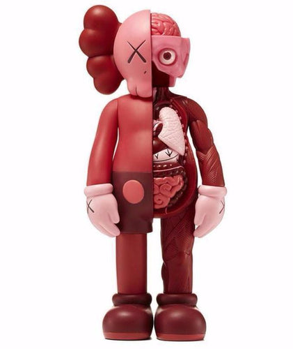 Kaws - Red Flayed Companion - Open Edition, 2017