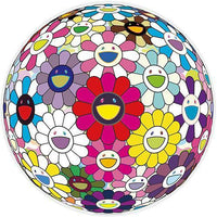 Takashi Murakami - Flowerball: Open Your Hands Wide, 2016
