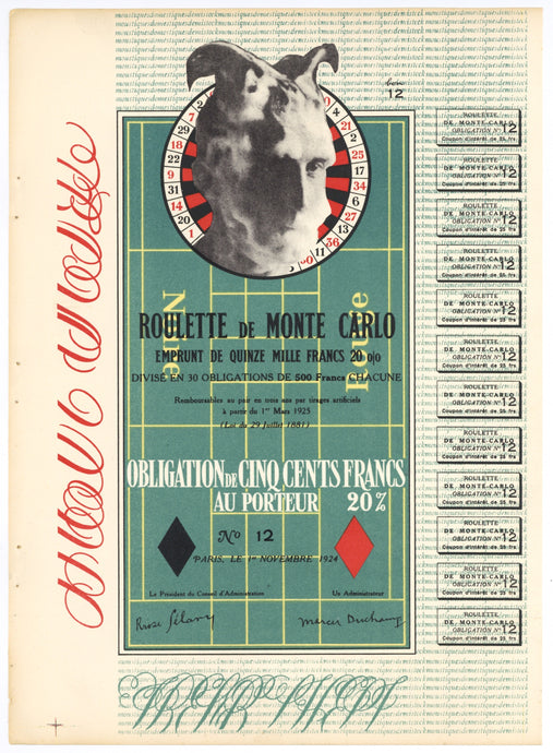 Obligation Monte Carlo, 1938