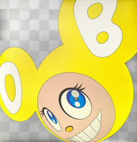 Takashi Murakami - And Then x6 (Yellow), 2009