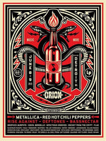 Shepard Fairey - Orion Print, 2013