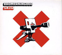 After Banksy - Skitz - Badmeaningood Vol 1, 2002