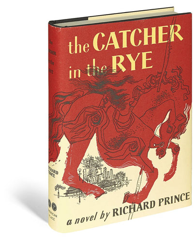 Richard Prince - The Catcher in the Rye (Book), 2011
