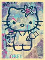 Hello Kitty Blue, 2012