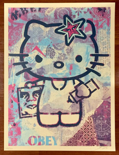 Hello Kitty Purple, 2012