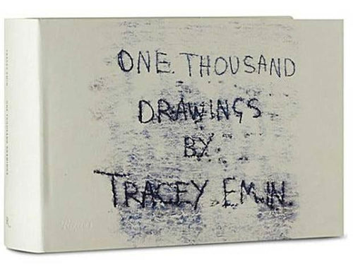 Tracey Emin - Suffer Love + One Thousand Drawings book, 2009