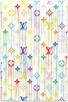 Zevs - Liquidated Louis Vuitton (Multicolore), 2011