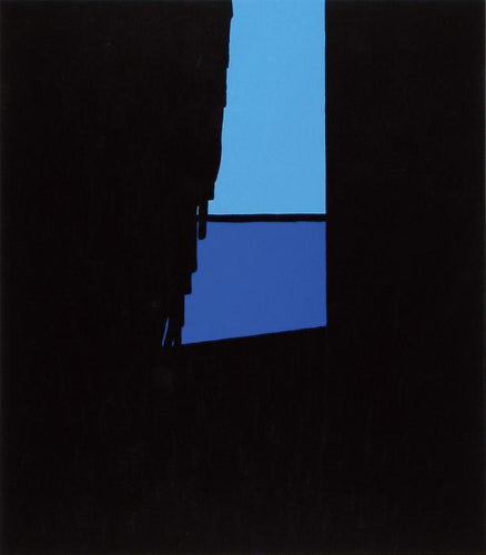 Patrick Caulfield - And, with my eyes bolting toward the Unconscious, 1973