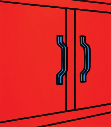 Patrick Caulfield - We wanted to bleed the Silence, 1973