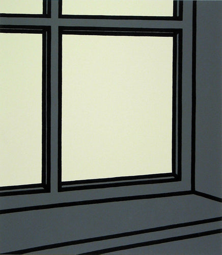 Patrick Caulfield - Along a twilighted Sky, 1973