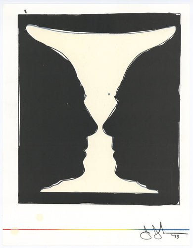 Jasper Johns - Cup 2 Picasso, 1973