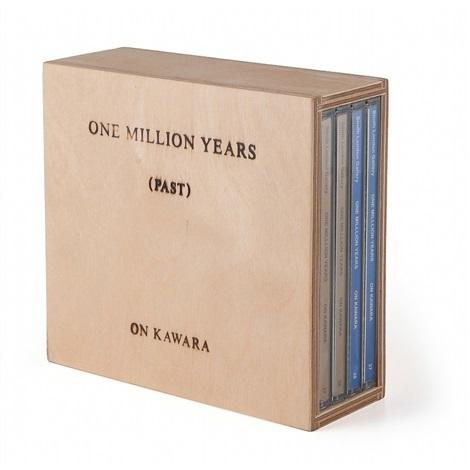 On Kawara - One Million Years Past and Future, 2015