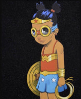 Hebru Brantley - Wonder, 2018