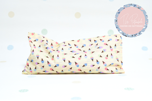 Beansprout Husk Pillow - Happiness Condensed