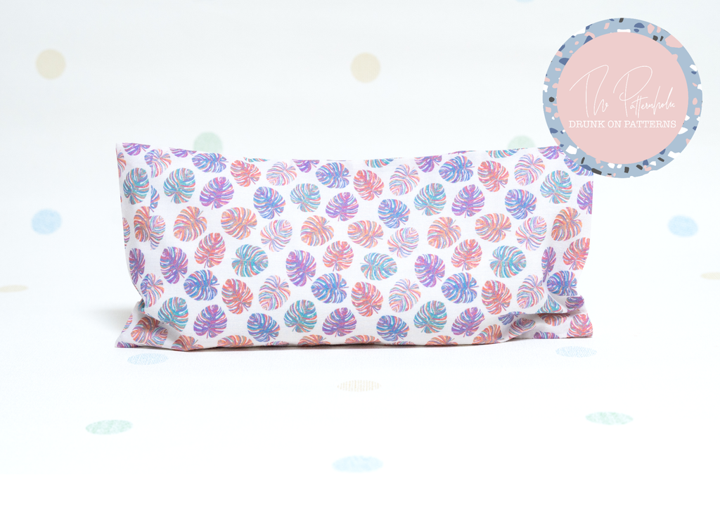 Beansprout Husk Pillow - Tropical Paradise