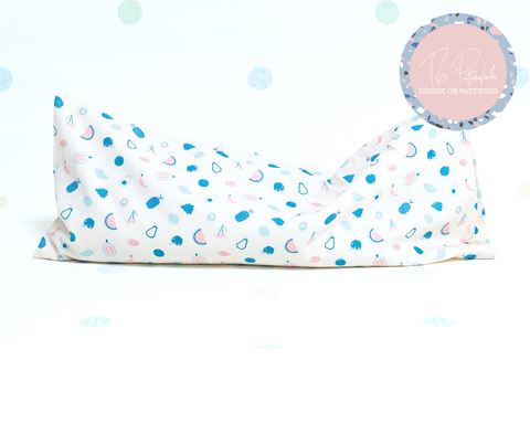 Beansprout Husk Pillow - Fruity Passion