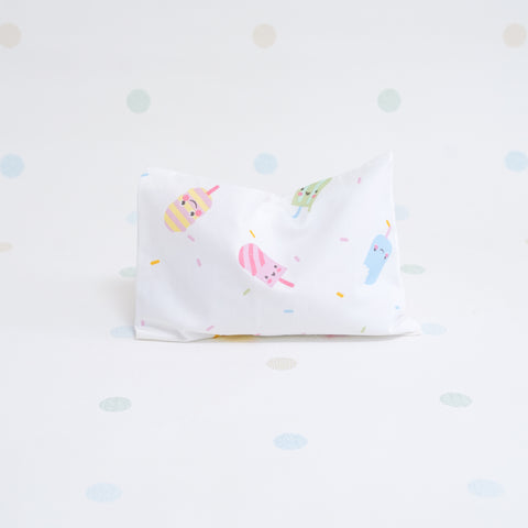 Beansprout Husk Pillow - Popsicles (Handy)