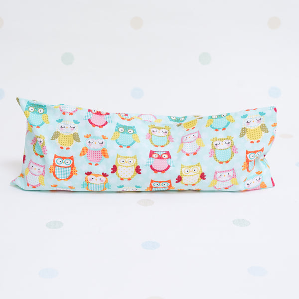 Beansprout Husk Pillow - Playtime Owls