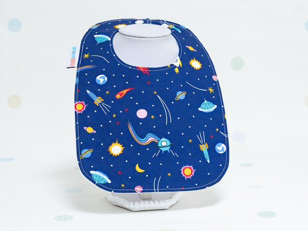 Baby Bib - Space Explorer