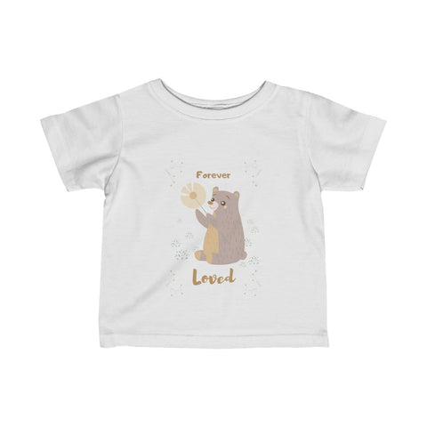 Forever Loved - Bear - Infant & Toddler T-Shirt - Unisex