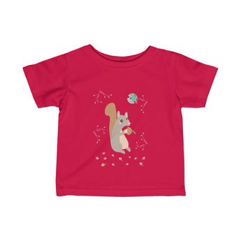 Squirrel – Infant & Toddler T-Shirt – Unisex