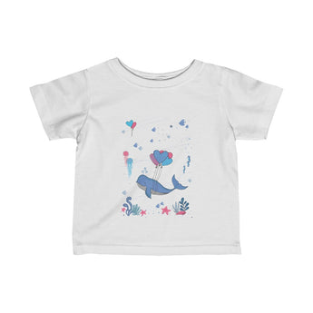 Under-The-Sea – Infant & Toddler T-Shirt – Unisex
