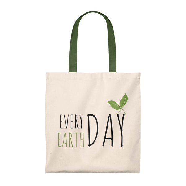 Every Day Earth Day - Eco Tote Bag