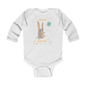 Forever Loved – Hare – Infant & Toddler Long-Sleeve Bodysuit - Unisex
