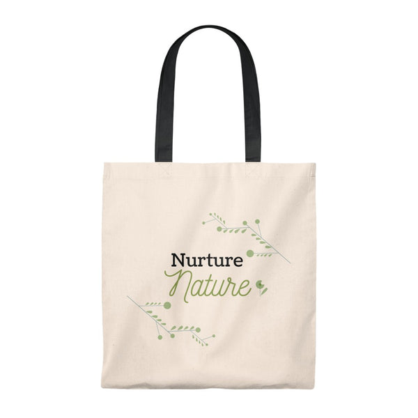 Nurture Nature - Eco Tote Bag