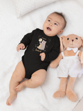 Forever Loved – Bear – Infant & Toddler Long-Sleeve Bodysuit - Unisex