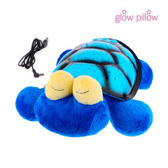 Peluche Veilleuse LED Tortue