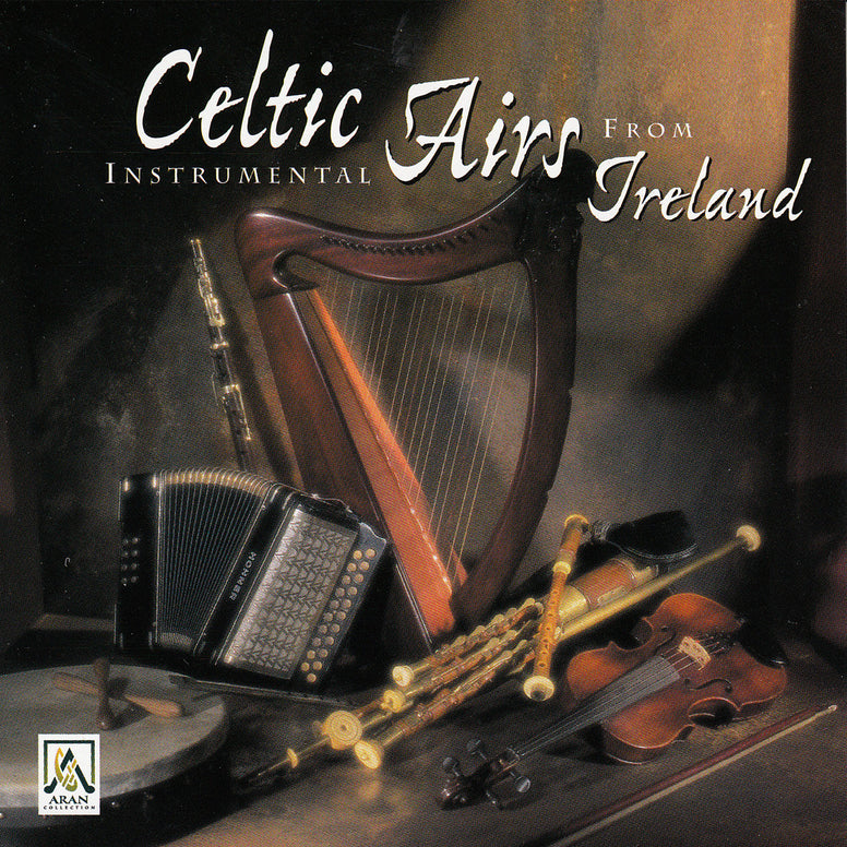 Celtic Isntrumental Airs From Ireland