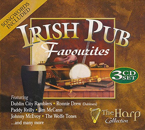 Irish Pub Favourites (3CD Set) - Various