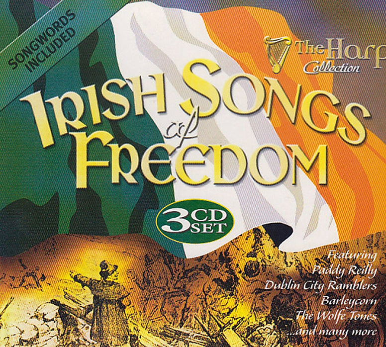 Irish Songs of Freedom (3CD Set) - Various