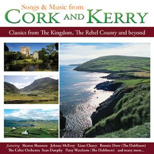 Songs & Music from Cork & Kerry