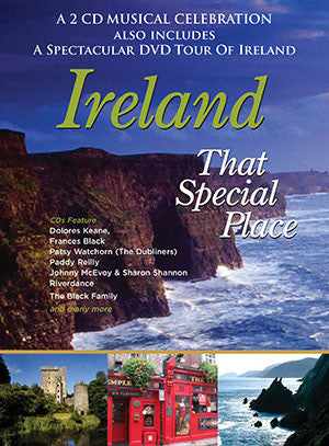 Ireland That Special Place (2CD & DVD Set)