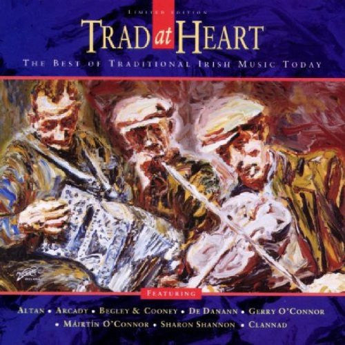 Trad At Heart - Various Artists