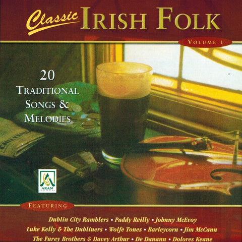 Classic Irish Folk (Volume 1) - Various