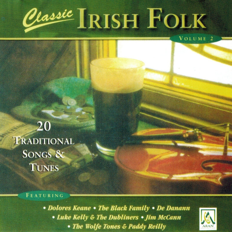 Classic Irish Folk (Volume 2) - Various
