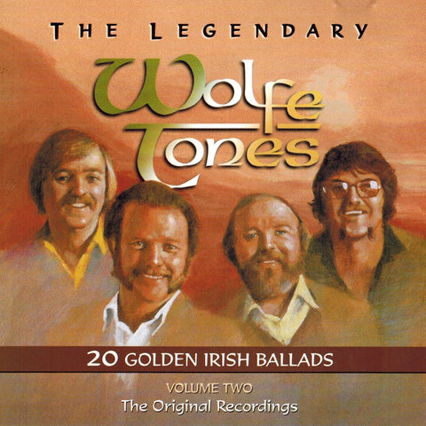 20 Golden Irish Ballads (Volume 2) - The Wolfe Tones