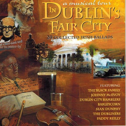 A Musical Tour in Dublins Fair City - Various