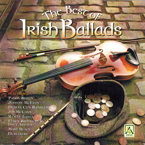 The Best of Irish Ballads - Various