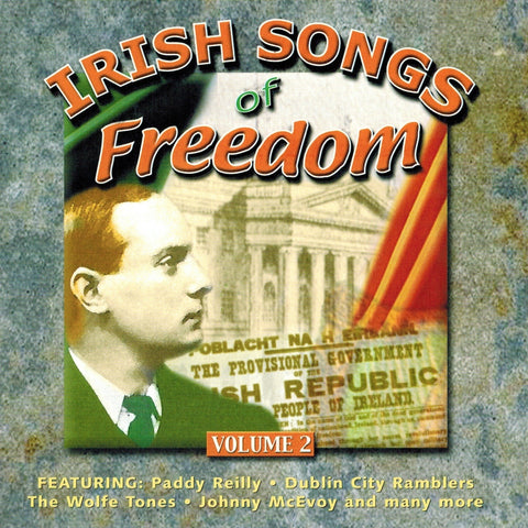 Irish Songs Of Freedom (Volume 2) - Various