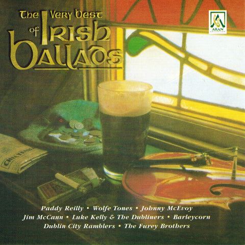 The Very Best of Irish Ballads - Various
