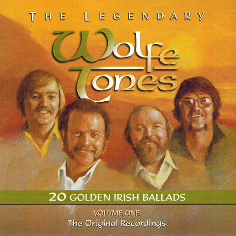 20 Golden Irish Ballads (Volume 1)  - The Wolfe Tones